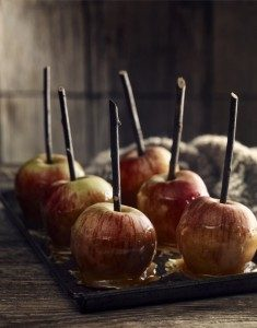 Food Portraiture - 1st Place winner - Toffee Apples by Jonathan Gregson