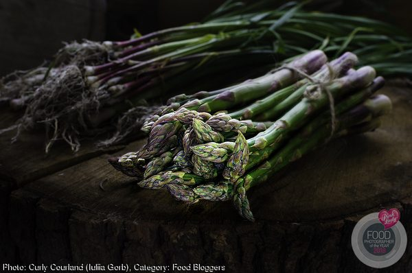 Spring Crop: Asparagus and Garlic