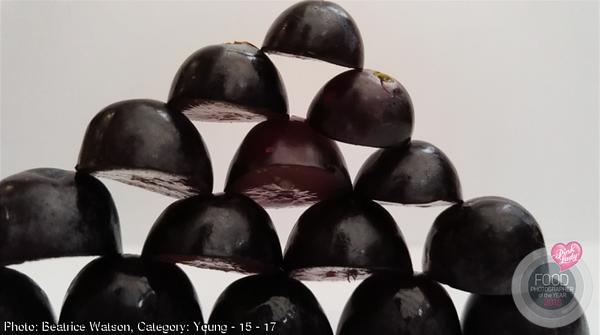 Stacked Grapes