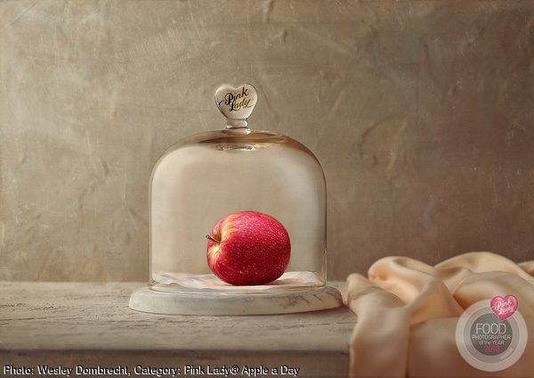 Pink Lady Apple 'Still Life'