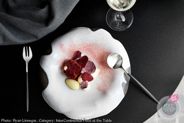 Rose, Beetroot and Apple