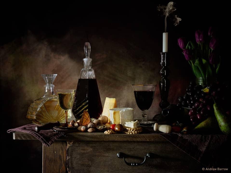Errazuriz Wine Photographer of the Year – Produce, 3rd, 2020