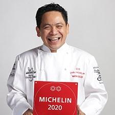 Chef Chumpol Jangprai
