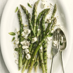 Jonathan Gregson - Chargrilled Asparagus with Mint Crumbled Feta