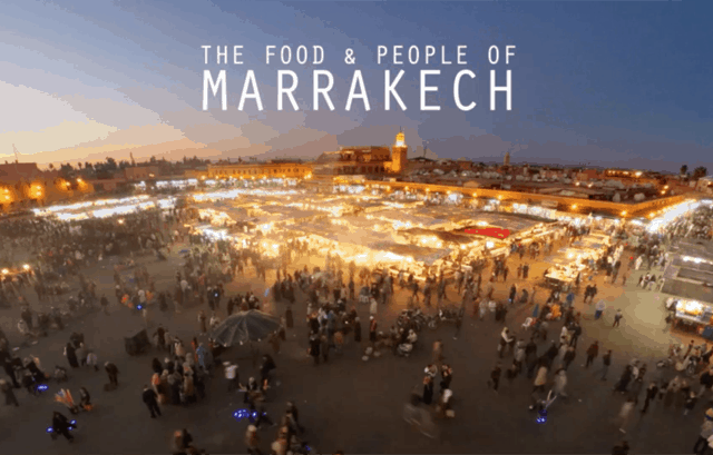 Marrakech Carl Pendle