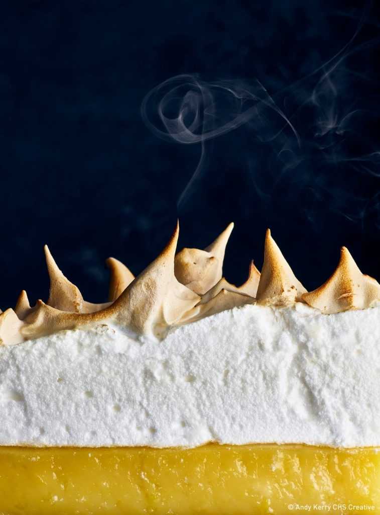 lemon meringue Food Portraiture 2020 – CHS Creative