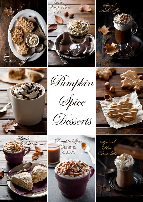 Pumpkin-Spice-Desserts