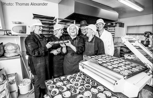 Thomas Alexander - Food for Celebration