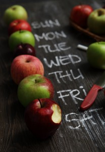 William Weekly Apples