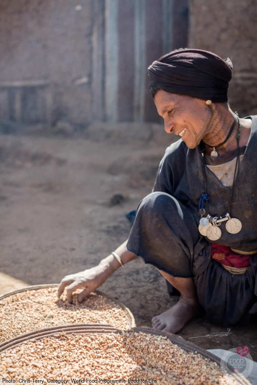 Asersash Melese, 1-5 Leader, Ayjaseta Kebele in Fegeta Lakoma Woreda, Amhara Region, Ethiopia.