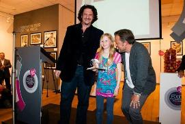 Young Category Winner with Jay & David
